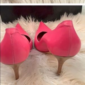 Cesare Paciotti Shoes - Cesar Paciotti Pink Sexy leather Pumps